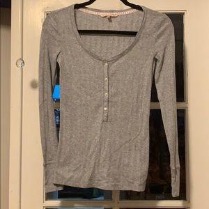 Silver Sparkly VS PJ Shirt-Lowest Price